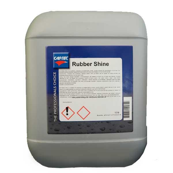 Rubber Shine