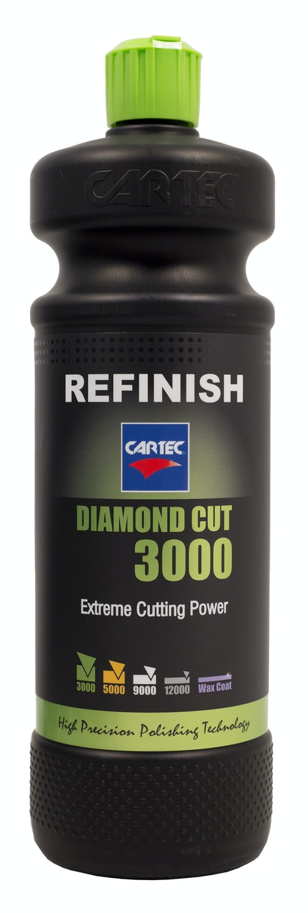 Refinish Line Diamond Cut 3000