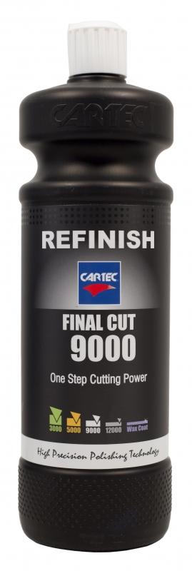 Refinish Line Final Cut 9000