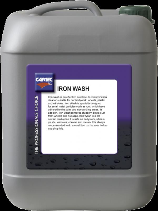 Iron Wash