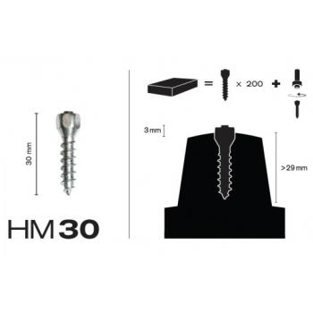 MaxiGrip Skruvdubb HM25