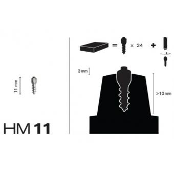 MaxiGrip Skodubb HM11