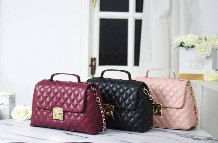La Bella Sweden nude pink cc bella handbag
