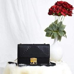 La bella sweden black crossbody bag