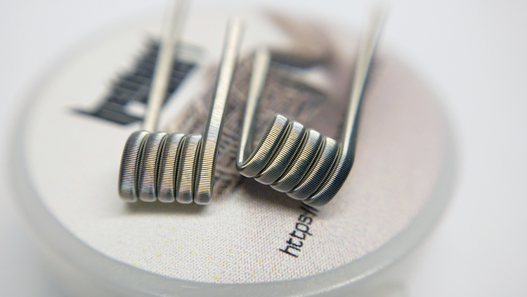 Hellbilly Coils - Fused Clapton (0.09-0.10 ohm)