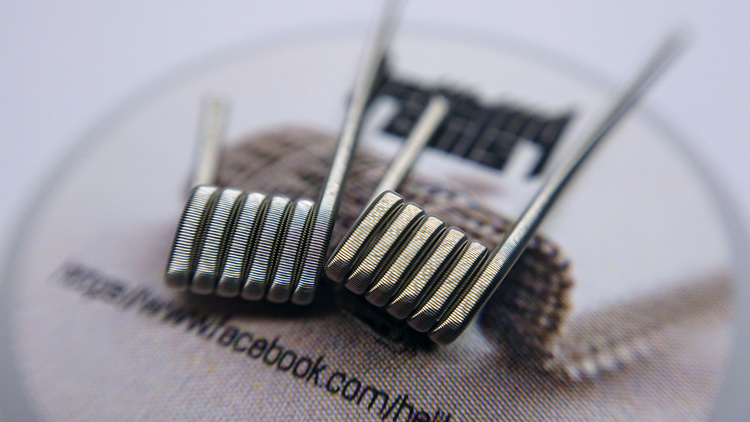 Hellbilly Coils - Fused Clapton (0.15-0.17 ohm)