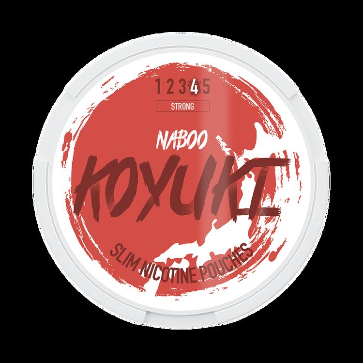 KOYUKI - NABOO (Strong)