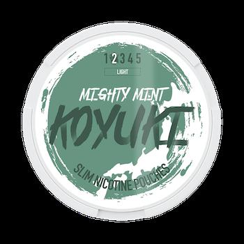 KOYUKI - MIGHTY MINT (Light)