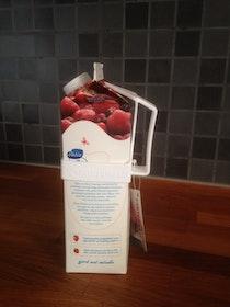 Handtag för mjölk och juice - smal