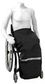 Regnskydd rullstol