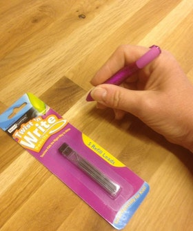 Pen Again blyerts