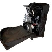 Förvaringsväska, med hjul