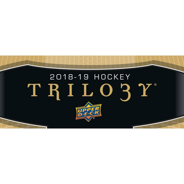 2018-19 Upper Deck Trilogy (Hobby Pack)