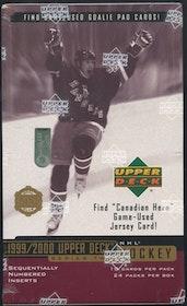 1999-00 Upper Deck Series 2 (Hobby Box)