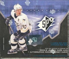 2006-07 SPx (Löspaket)