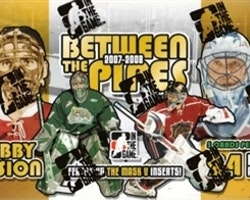 2007-08 Between the Pipes (Hobby Box)