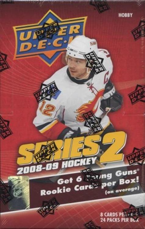 2008-09 Upper Deck Series 2 (Hobby Box)