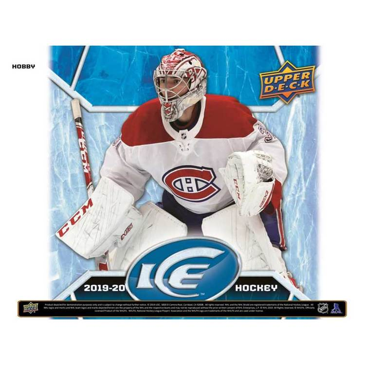 2019-20 Upper Deck Ice (Hobby Box)