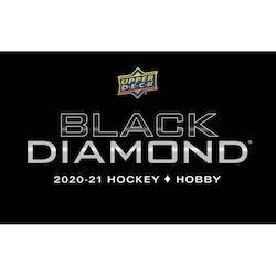 2020-21 Black Diamond (Hobby Inner Case - 5 box)