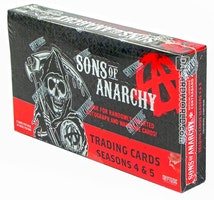 Sons of Anarchy Seasons 4-5 Trading Cards PACK (Cryptozoic 2015)
