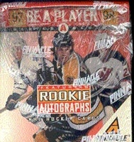 1997-98 Be A Player (Series A) (Hobby Box)