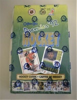 1991-92 O-Pee-Chee Premier Hockey (Löspaket)