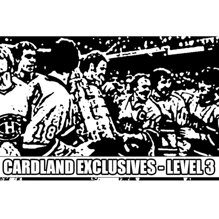 2018-19 Cardland Exclusives (Level 4)