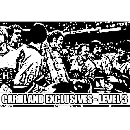 2018-19 Cardland Exclusives (Level 3 & 4)