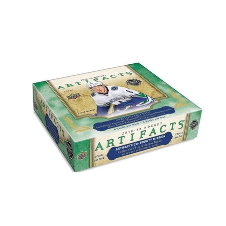 2018-19 Artifacts (Hobby Box)