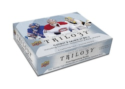 2017-18 Upper Deck Trilogy