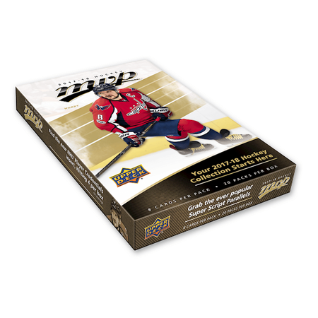 2017-18 Upper Deck MVP (Hobby Box)