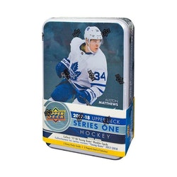 2017-18 Upper Deck Series 1 (Plåtlåda)