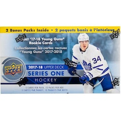 2017-18 Upper Deck Series 1 (Blaster)