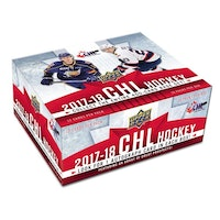 2017-18 Upper Deck CHL (Hobby Box)