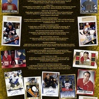 2017-18 Leaf Hockey (Hobby Box)