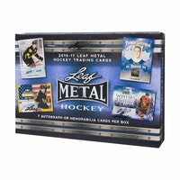 2016-17 Leaf Metal (Hobby Box)