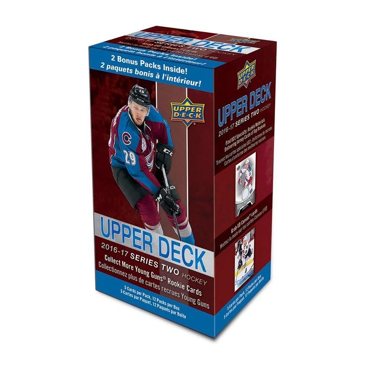 2016-17 Upper Deck Series 2 (Blaster)