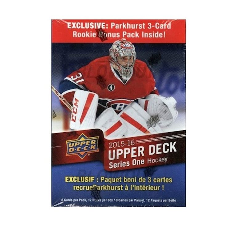 2015-16 Upper Deck Series 1 (Mega Box)