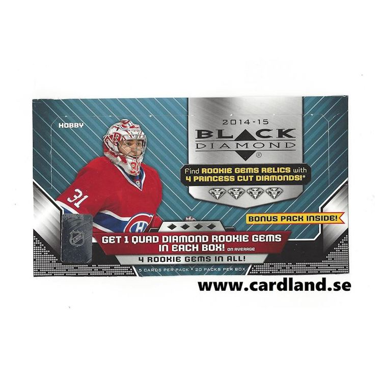 2014-15 Black Diamond (Hobby Box)