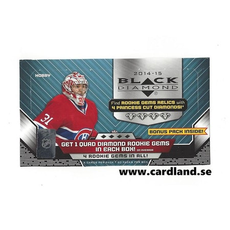 2014-15 Black Diamond (Hobby Box)