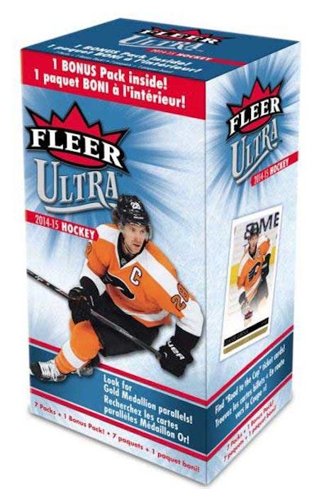 2014-15 Fleer Ultra (Blaster)