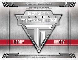 2013-14 Panini Titanium (Hobby Box)