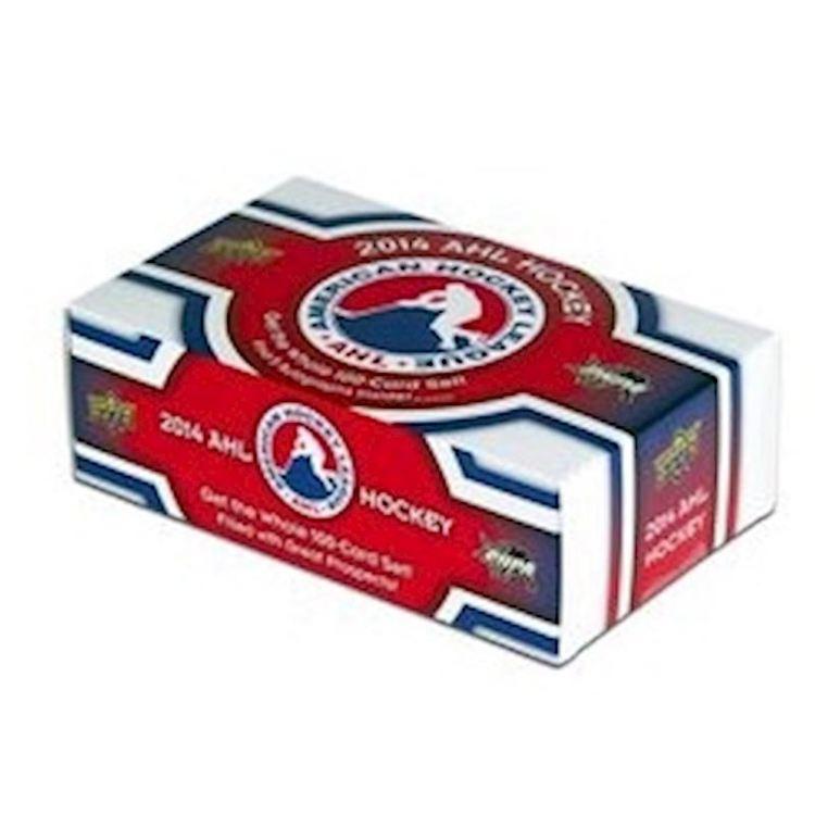 2013-14 Upper Deck AHL (Hobby Box)
