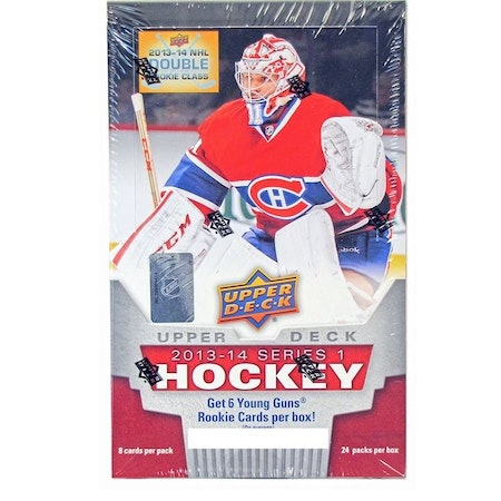 2013-14 Upper Deck Series 1 (Hobby Box)