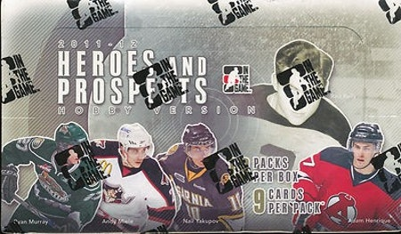 2011-12 ITG Heroes & Prospects