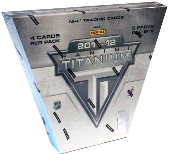 2011-12 Panini Titanium
