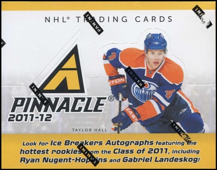 2011-12 Pinnacle (Hobby Box)