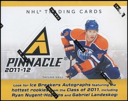 2011-12 Pinnacle (Hobby Box)