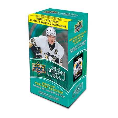 2011-12 Upper Deck Series 2 (Blaster)