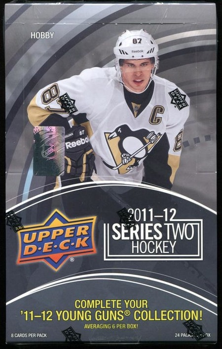 2011-12 Upper Deck Series 2 (Hobby Box)